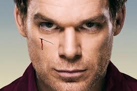 Dexter cut cheek