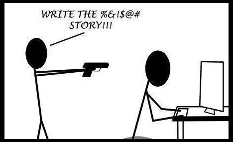write the story