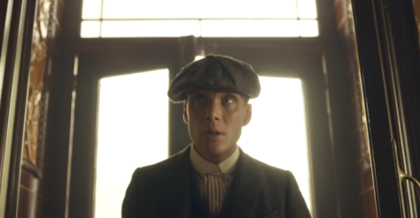 10 second shot Peaky Blinders