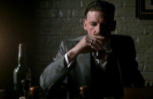 Arthur drinks